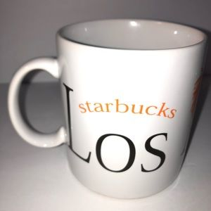 Starbucks 1994 Los Angeles City Collectors Mug
